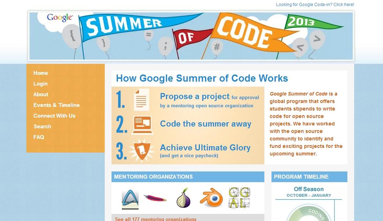 Дониш??ёни То?икистон метавонанд дар озмуни ихтирокории Google Summer of Code иштирок кунанд