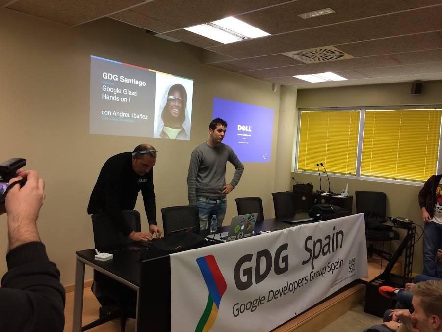 Google Development Group of Spain