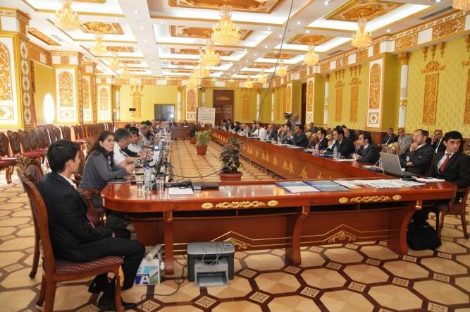 Душанбинский Техновационный Форум 2014: Интеллектуальная собственность