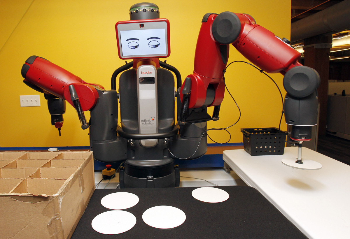Робот BAXTER