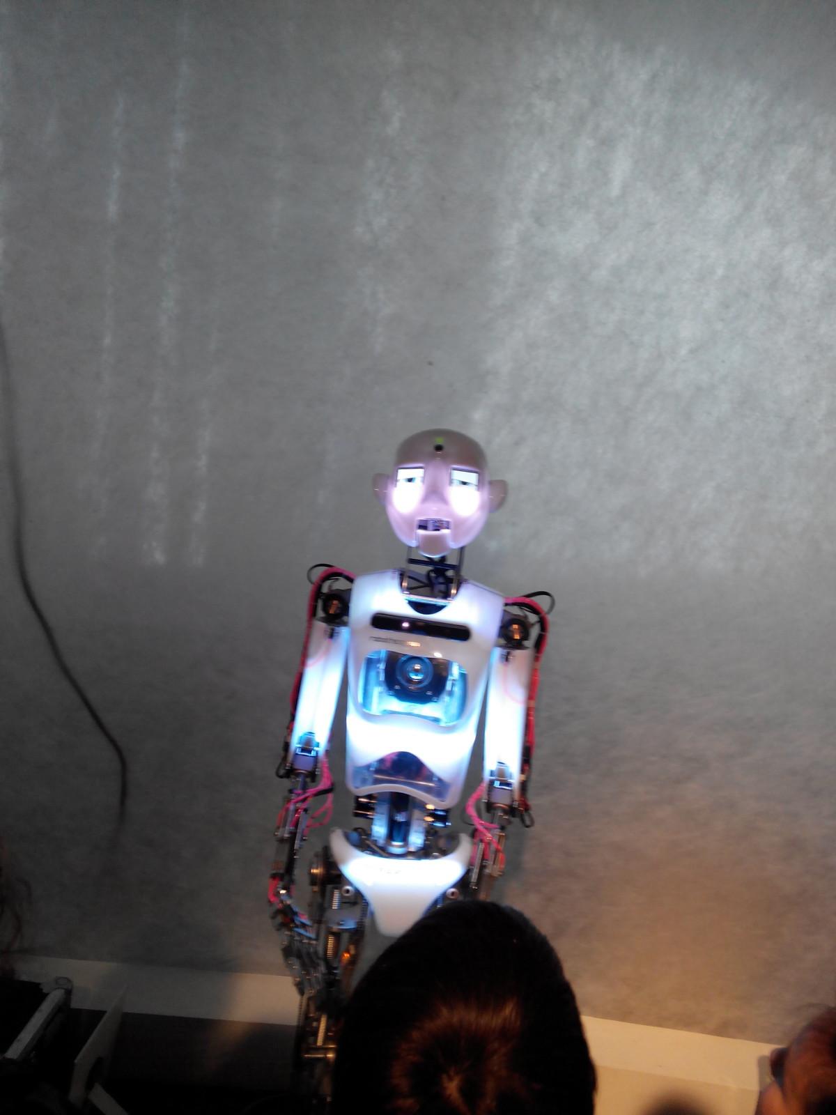 """Робот """"Теспиан"""""""