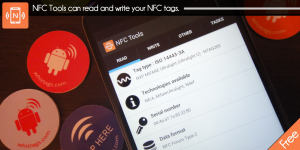 Подробная информация об NFC теге