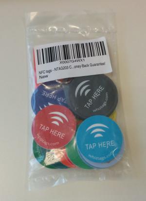NFC стикеры