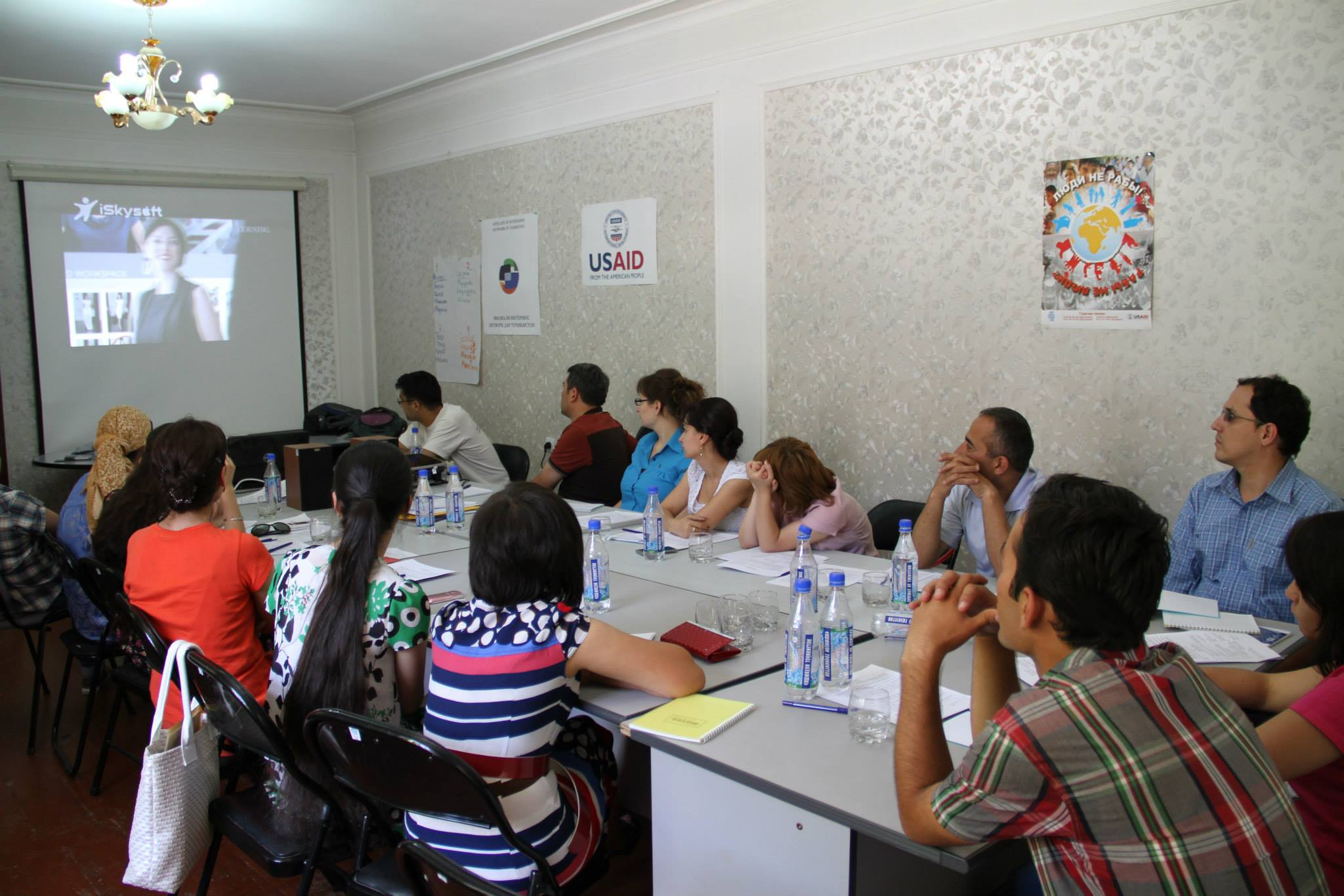 2 Конкурса на участие в Школе тележурналистики